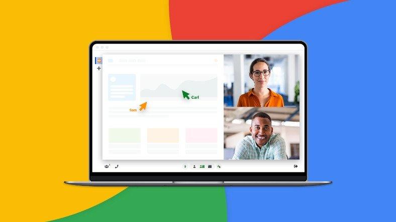 Google Meet, Ekran Paylaşımı Sırasında Bildirimlerin İçeriğini Gizleyecek