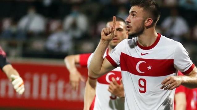 Halil Dervişoğlu İlk Milli Maçında Gol Attı