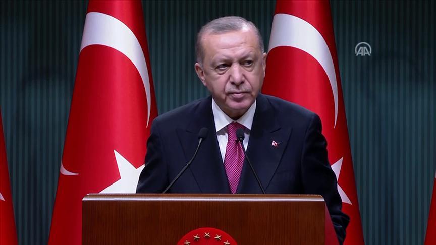 Hangi yasaklar kaldırıldı? Cumhurbaşkanı Erdoğan normalleşmenin...