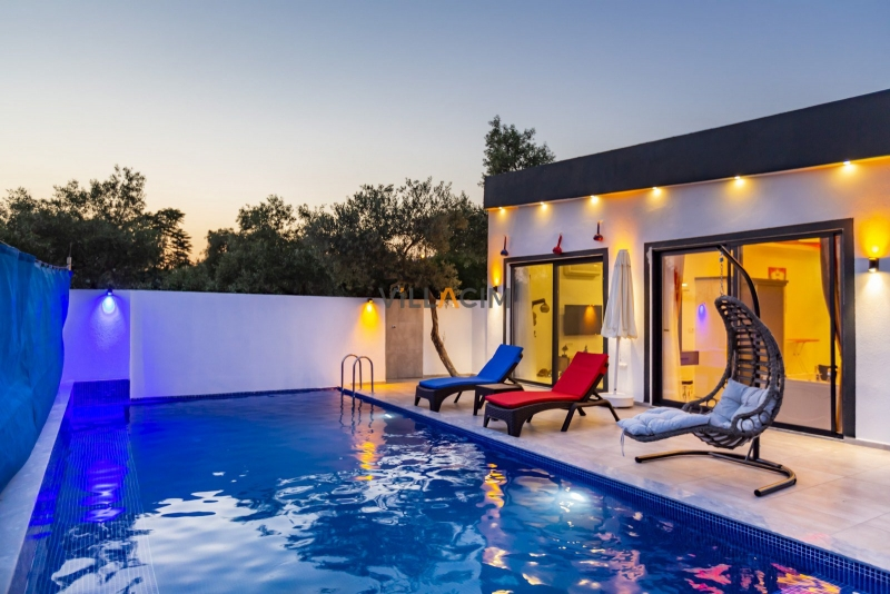 Havuzlu Villalar İle Tatilinizi Taçlandırabilirsiniz
