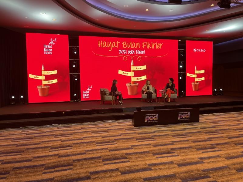 Hayat Bulan Fikirler Ödülleri 8. kez sahiplerini buldu