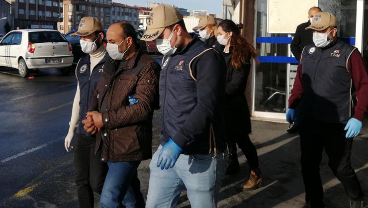 HDP Esenyurt İlçe Eş Başkanları tutuklandı