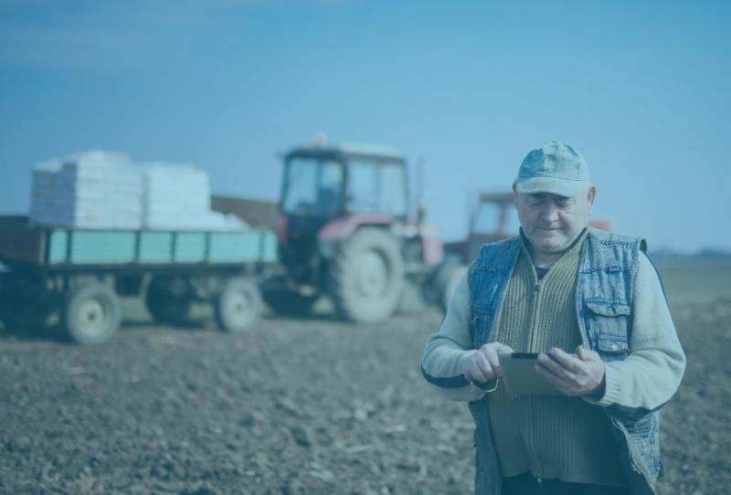İmece Mobil Çiftçilerin İşini Kolaylaştırıyor