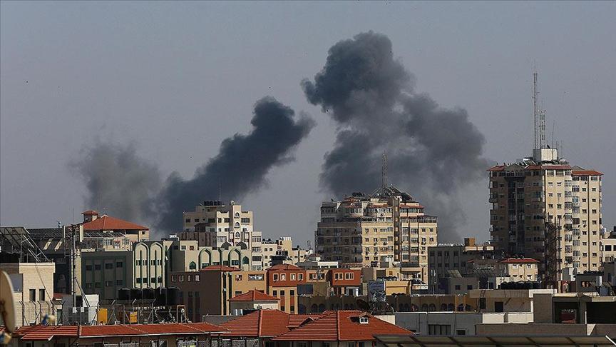 İsrail saldırılarında 10u çocuk 28 Filistinli hayatını kaybetti