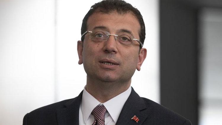 İstanbul Cumhuriyet Başsavcılığından Ekrem İmamoğlu açıklaması