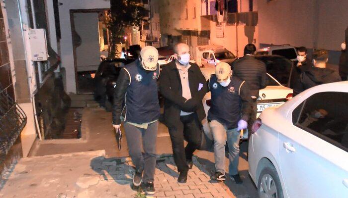 İstanbul'da 11 ilçede DEAŞ operasyonu: Çok sayıda gözaltı