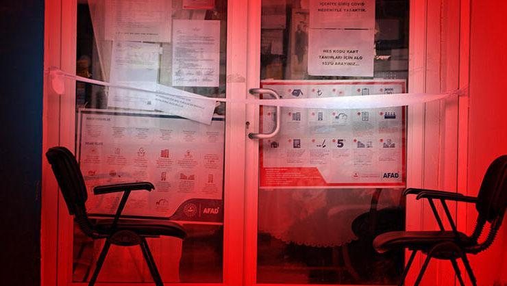 İstanbuldan Eskişehire gelen kişi 3 aileye mutant virüs bulaştırdı