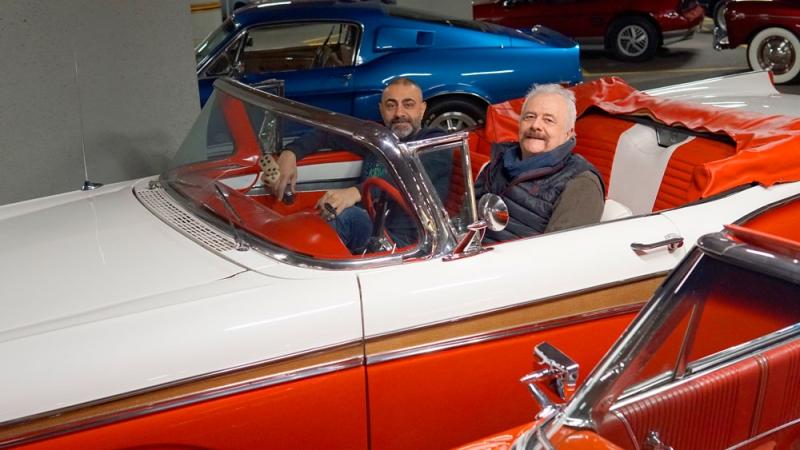 İster Yatırım Yapın İster Koleksiyon! Birbirinden Özel Klasik Otomobiller Karakaya Global'de!