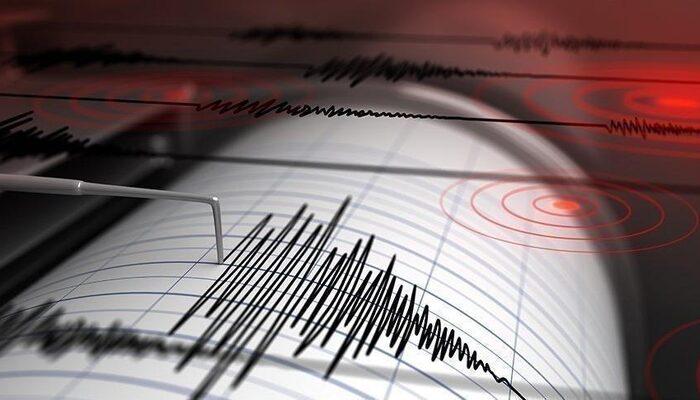 İzmir'de 4.1 büyüklüğünde korkutan deprem
