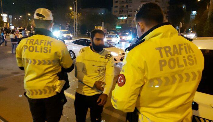 İzmir'de yardım çadırından hırsızlık yapan şahıs suçüstü yakalandı