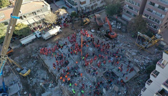 İzmir'deki deprem sonrası gözaltına alınan 9 şüpheliyle ilgili son dakika gelişmesi