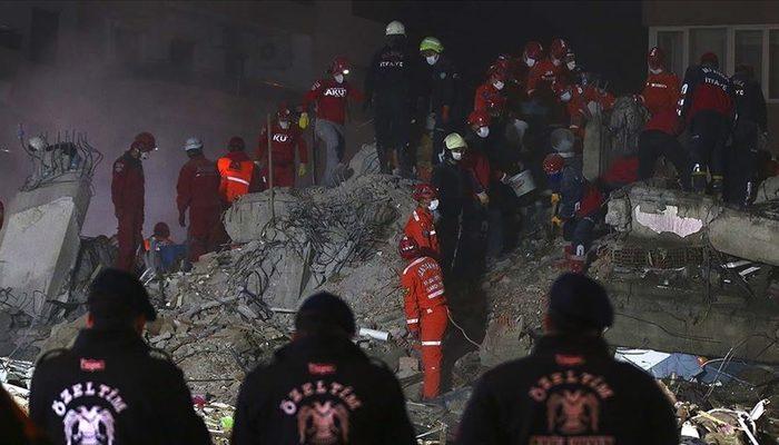 İzmir depreminde can kaybı artıyor! İşte deprem ile ilgili son gelişmeler