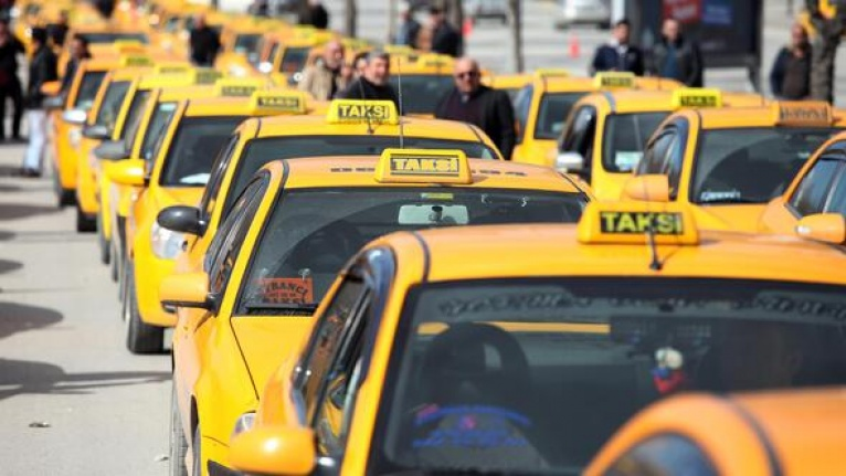 İzmir Hemen Taksi