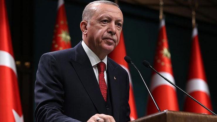 Kabine Toplantısı başladı! Alınan kararları Cumhurbaşkanı Erdoğan...