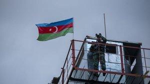 Karabağ'da zafer! Ermenistan teslim oldu