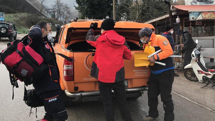 Kayıp doktoru 100 kişilik ekip arıyor