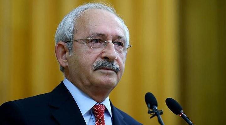 Kılıçdaroğlu: Mafyanın desteğini alan biri istifa mı eder? Etmez