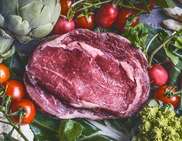 Kırmızı et tiroid hormonunu dengeliyor