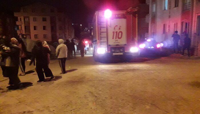 Kocaeli'de gaz sızıntısı nedeniyle 5 bloktaki tüm evler boşaltıldı