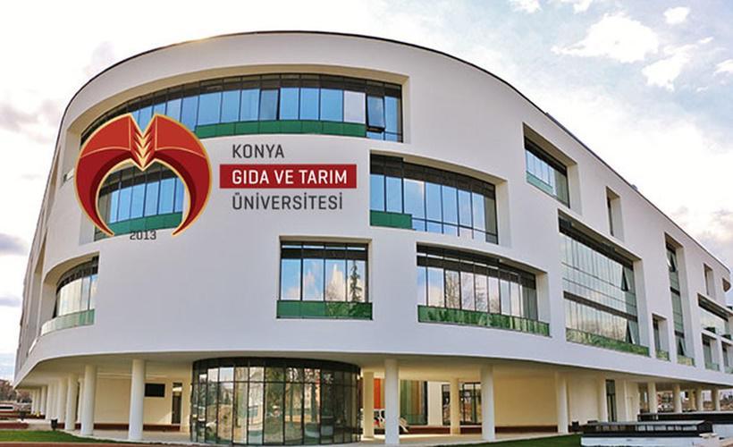 Konya Gıda ve Tarım Üniversitesi öğretim ve araştırma görevlisi...