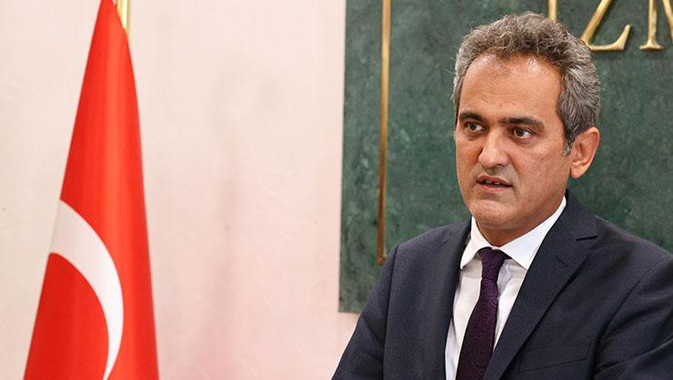Milli Eğitim Bakanı Mahmut Özer'den 6 Eylül açıklaması