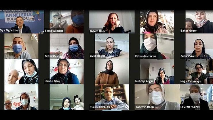 Milli Eğitim Bakanı Selçuk, Anneler Gününde çocukları hastanede...