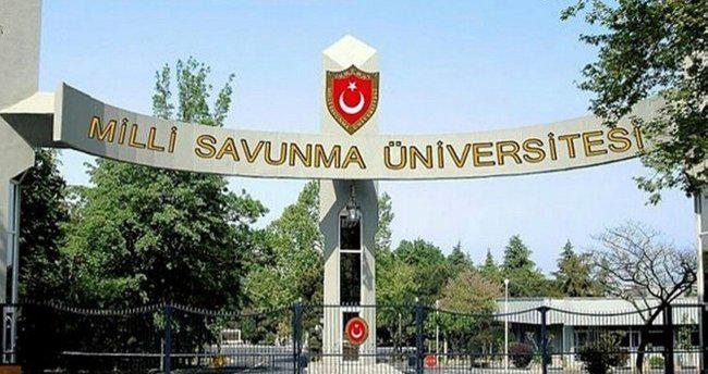 Milli Savunma Üniversitesi sözleşmeli personel alacak