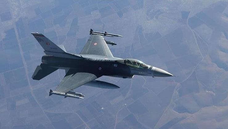 MSB paylaştı: Hava kuvvetleri tarafından etkisiz hale getirildiler