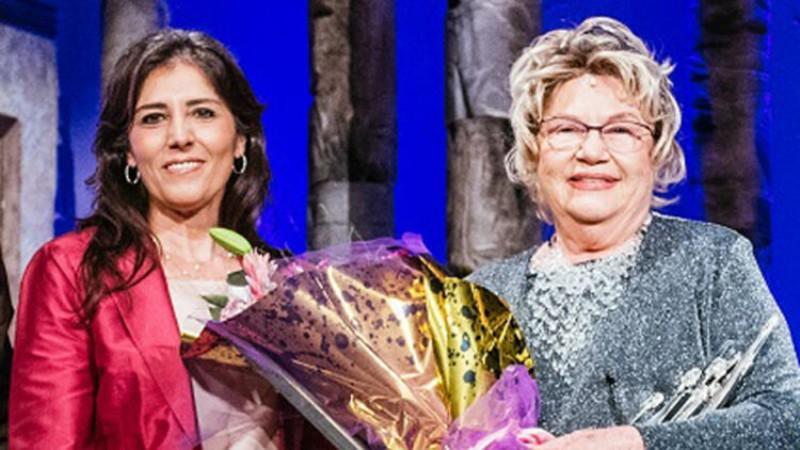 Nevra Serezli'ye Yaşam Boyu Başarı Ödülü