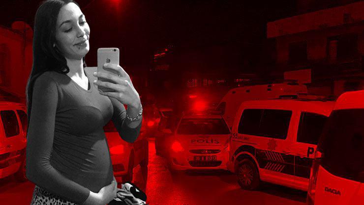 Öldürülen 5 aylık hamile Sezen Ünlünün cinsel saldırı kurbanı...
