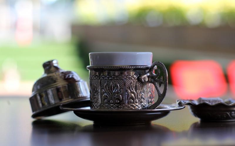 Organik Kahve İsteyenlere, Hazar Çedene Kahvesi!