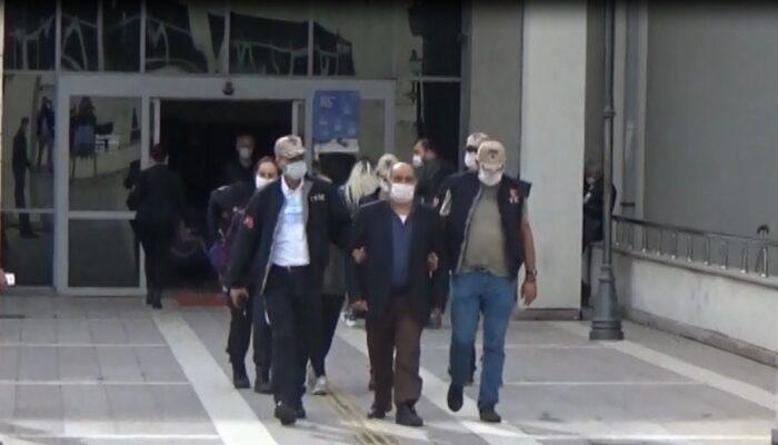 PKK'ya eleman sağladığı iddia edilen HDP İl Başkanı Coşkun ve Başkan Yardımcısı Töre tutuklandı