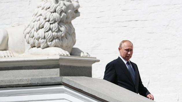 Putin'den 'kıyıda saray' iddialarına yanıt