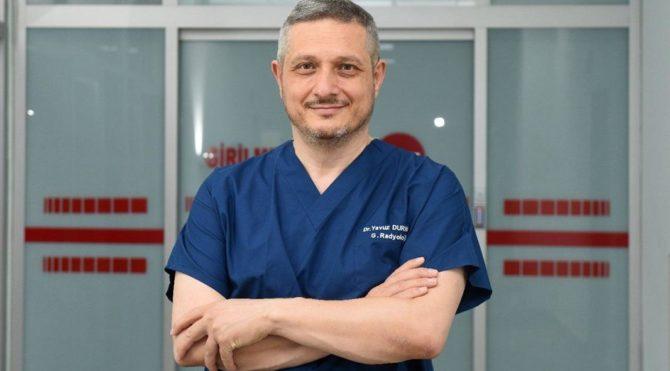 Radyoloji uzmanı doktor coronadan hayatını kaybetti