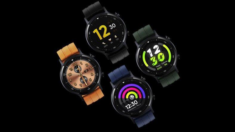 realme, 15 Gün Pil Ömrüne Sahip Yeni Akıllı Saati realme Watch S'i Tanıttı