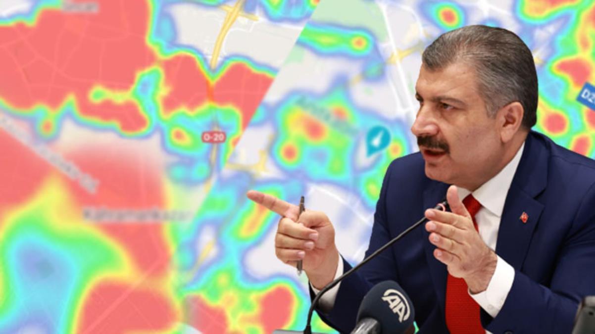 Sağlık Bakanı Fahrettin Koca, dört ilimizi uyardı: Vakalar artıyor