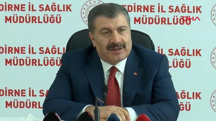 Sağlık Bakanı Koca'dan aşı tedariki ile ilgili son dakika açıklaması