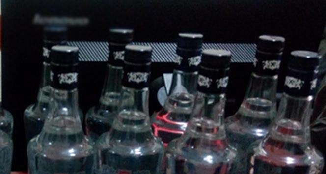 Sahte alkolde sayı 11'e yükseldi