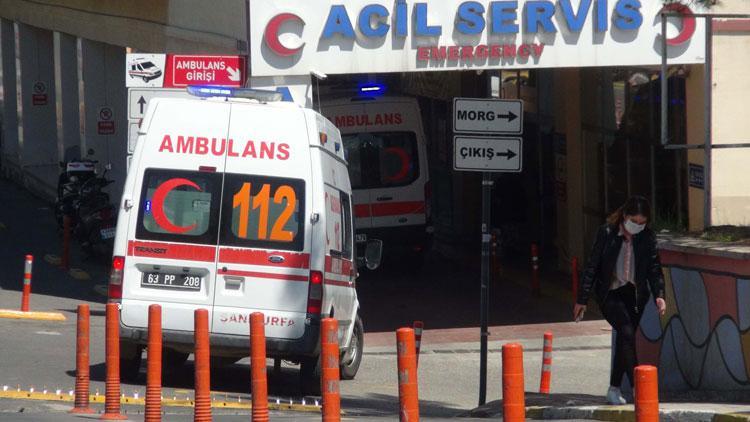 Şanlıurfa'da akılalmaz hacamat kazası!