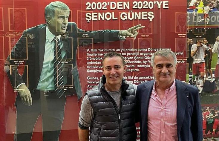 Şenol Güneş istedi, Mustafa Sandal Milli Takıma şarkı yapacak