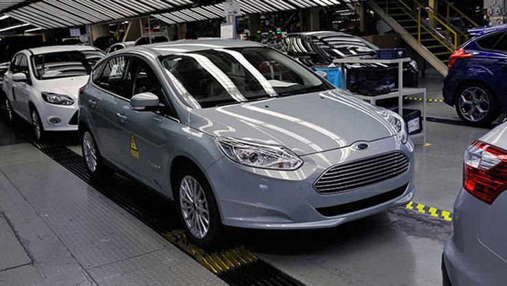 Son dakika: ABDli otomobil devi Ford üretimi durdurduğunu duyurdu