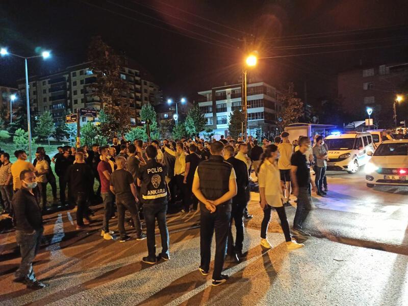 SON DAKİKA: Ankara'da bıçaklı kavgada yaralanan Emirhan hayatını kaybetti