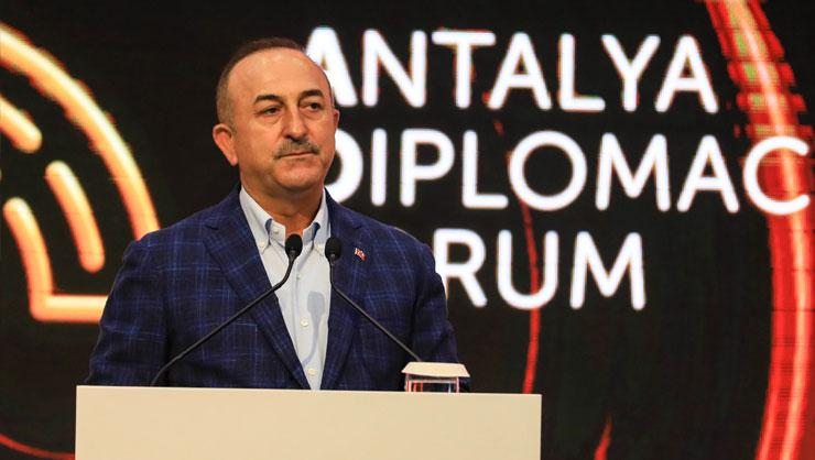 Son dakika: Bakan Çavuşoğlu: Afganistan yönetimi de Türkiyenin...