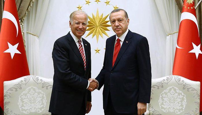 Son dakika! Cumhurbaşkanı Erdoğan'dan Joe Biden'a tebrik mesajı