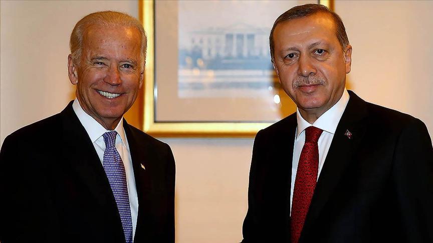 Son dakika...Cumhurbaşkanı Erdoğan ile Joe Bidenın görüşeceği...