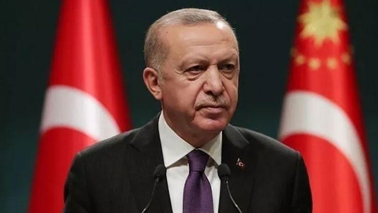 Son dakika: Erdoğandan şehit ailesine başsağlığı mesajı