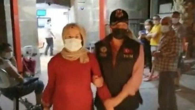 Son dakika: Fethullah Gülenin akrabası Munise Gülen tutuklandı