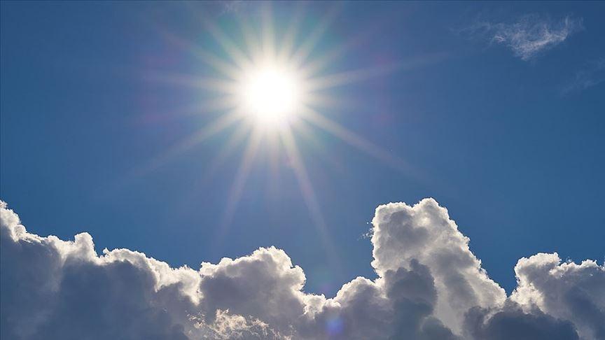 Son dakika hava durumu uyarısı: Sıcakların 4-8 derece artması...