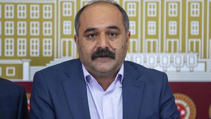 Son dakika! HDPli milletvekili Berdan Öztürke soruşturma başlatıldı