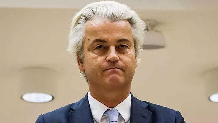 Son dakika: Hollandada aşırı sağcı lider Wilders hakkında flaş...
